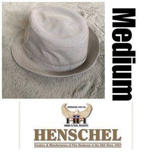 Sz M Henschel Fedora Hat